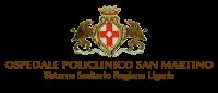 Policlinico San Martino logo_cm.5x2.19